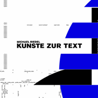 Michael Riedel: Kunste zur Text